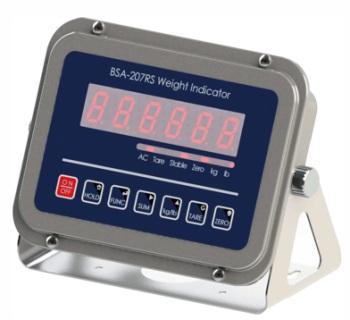 Весовой индикатор BSA